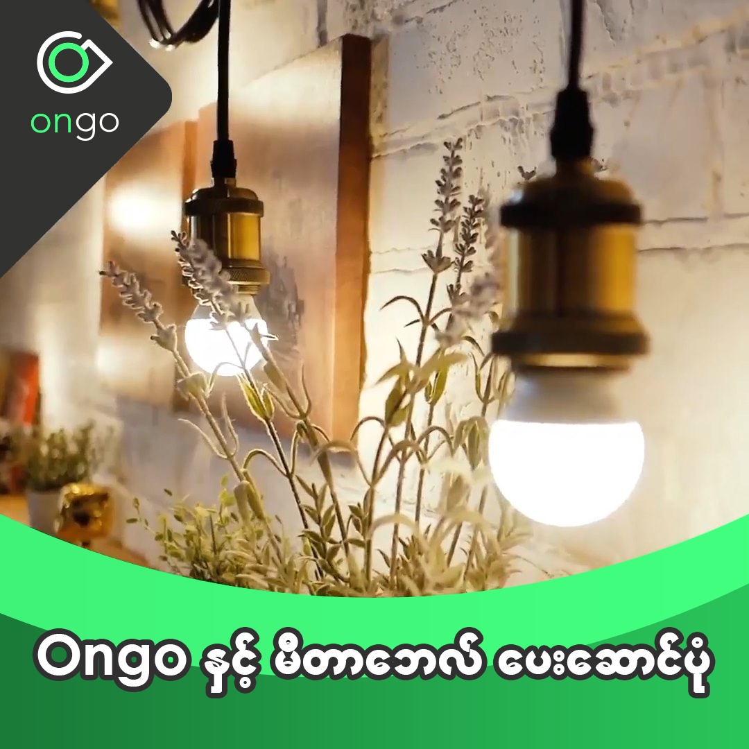 Use Ongo to pay electricity bill